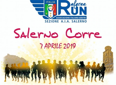 IV REFEREE RUN -SALERNO